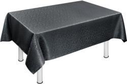 Tischdecke CURL - anthrazit - 110x140 cm