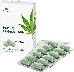 SWISS CANNABIS GUM Swiss Cannabis Gum