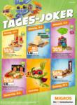 Migros Aare Migros Tages-Joker - al 20.04.2019