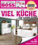 Möbel Boss Küchenkatalog - bis 30.09.2019