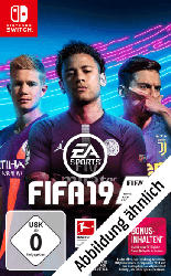 Nintendo Switch Spiele - FIFA 19 [Nintendo Switch]