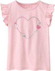Baby T-Shirt mit Glitzer-Print