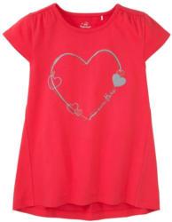 Mädchen T-Shirt mit glitzerndem Print