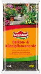 Erde für Balkon- und Kübelpflanzen