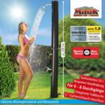 NORMA Mauk Solar-Dusche