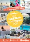 Zurbrüggen Garten-Möbeltrends 2019 - bis 31.08.2019