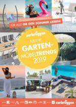 Garten-Möbeltrends 2019