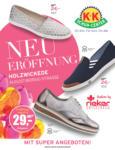 K+K SCHUH-CENTER Frühjahrsboten - bis 11.05.2019