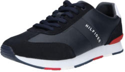 Sneaker ´Leather Material Mix Runner´