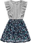 Ernsting's family Mädchen Kleid mit Volantärmeln