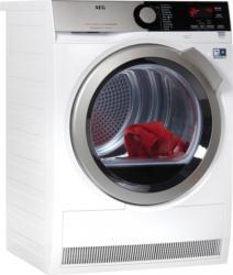AEG Wärmepumpentrockner 8000 T8DE76595, 9 kg