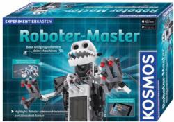 """Kosmos Experimentierkasten """"Roboter Master"""", (230-tlg.)"""