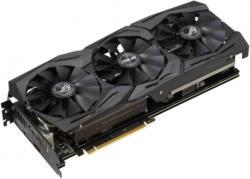 ASUS ROG STIRX NVIDIA GeForce RTX 2060 O6G GAMING »Die patentierten Wing-Blade-Lüfter «