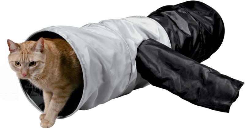 Trixie Tunnel de jeu en polyester ø 30x115cm