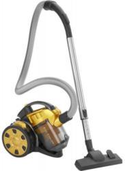 Bodenstaubsauger BS1308 schwarz/gelb beutellos