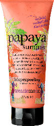treaclemoon Körperpeeling papaya summer
