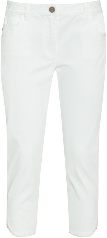 7/8 Damen Slim-Jeans im Five-Pocket-Style