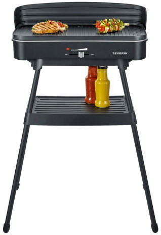 Severin Barbecue-Standgrill PG8533
