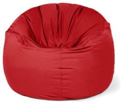 Outbag Sitzsack-Sessel Donut Plus, red