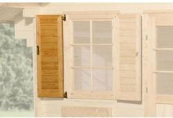 Weka Fensterladen 1-seitig für Fenster 8