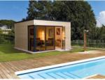 HELLWEG Baumarkt Weka Designhaus wekaLine 412 Gr.1, natur