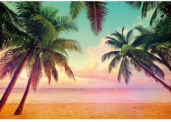 Komar Papier-Fototapete Miami, 8-teilig, 368x254 cm