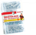 BayWa Bau- & Gartenmärkte Fischer Meister-Box SX mit Schrauben, 160 tlg.
