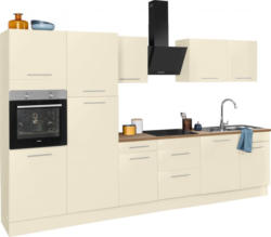 Wiho Küchen Küchenzeile ohne E-Geräte »Ela«, Breite 340 cm