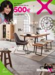 MömaX 1+1 gratis Speisezimmerstühle - bis 11.05.2019