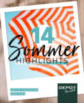 DEPOT Sommer Highlights 2019 - bis 11.08.2019