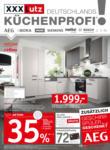 XXXLutz Deutschlands Küchenprofi - bis 19.05.2019