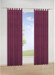 Kombi-Dekoschal Taft, lila, ca. 140 x 245 cm, 2er Pack