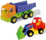 ROFU Kinderland Kipper LKW mit Schaufellader - bis 21.06.2020