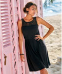 NKD Damen-Kleid mit traumhaftem Spitzeneinsatz