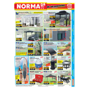 baad30f467c1b3 NORMA Prospekt ⇒ Aktuelle Angebote Mai 2019 - mydealz.de