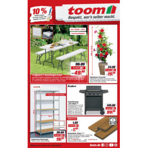 05e5ce20153de9 toom Baumarkt Prospekt ⇒ Aktuelle Angebote Mai 2019 - mydealz.de