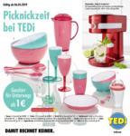 TEDi TEDi Flugblatt - gültig ab 6.5. - bis 08.05.2019