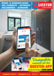 Quester Baustoffhandel GmbH Quester Flugblatt 02.05. bis 18.05. Keramik Innsbruck & Graz - bis 18.05.2019