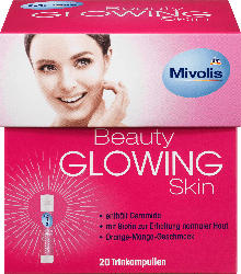 Mivolis Beauty Glowing Skin, Trinkampullen 20 St.
