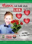 Hagebau Lieb Markt Hagebau Lieb Markt Flugblatt - Muttertag - bis 11.05.2019