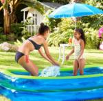NKD Wehncke Familien-Pool zum Aufblasen, ca. 200x150x50cm