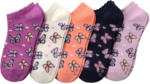 Ernsting's family 5 Paar Mädchen Sneaker-Socken im Set