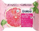 dm-drogerie markt Balea Softe Reinigungstücher 5in1 mit Grapefruit-Duft
