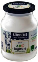 ABC Joghurt im Glas