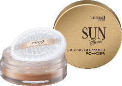 trend IT UP Puder Sunburst - Baking Shimmer Powder 020