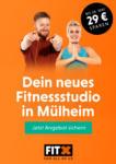 FitX Deutschland Neueröffnungs-Angebot - bis 26.05.2019