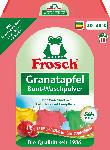 dm-drogerie markt Frosch Colorwaschmittel Pulver Granatapfel
