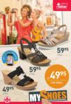 MyShoes MyShoes Flugblatt 13.05. - 19.05. - bis 19.05.2019