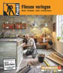 Hornbach Hornbach Projekt - Fliesen verlegen - bis 02.04.2020
