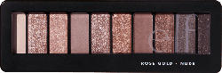 e.l.f. Cosmetics Lidschatten Rose Gold Eyeshadow Palette Nude Rose Gold
